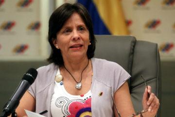 La vicepresidenta del Consejo Nacional Electoral aseveró que las elecciones están establecidas en la Constitución y cumplen con las garantías
