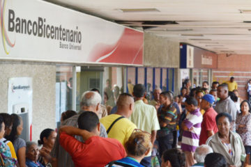 Sudeban informó que la jornada de pago continuará siendo por terminal de cédula los días 15, 16 y 17 de mayo