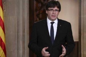 La decisión fue tomada por líder independentista para recuperar la democracia en la Generalitat