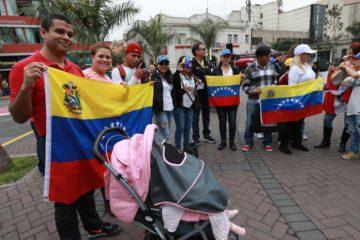 43.000 criollos cuentan con el Permiso Temporal de Permanencia (PTP) en ese país