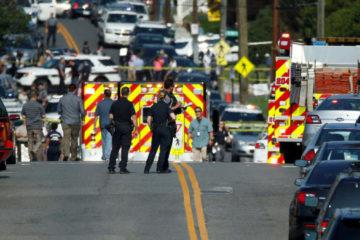 Medios locales informaron que las víctimas fueron un menor de edad y un adulto