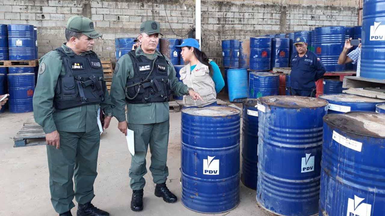 La mercancía estaba siendo vendida a empresas extranjeras por un valor mayor a 400 millones de bolívares