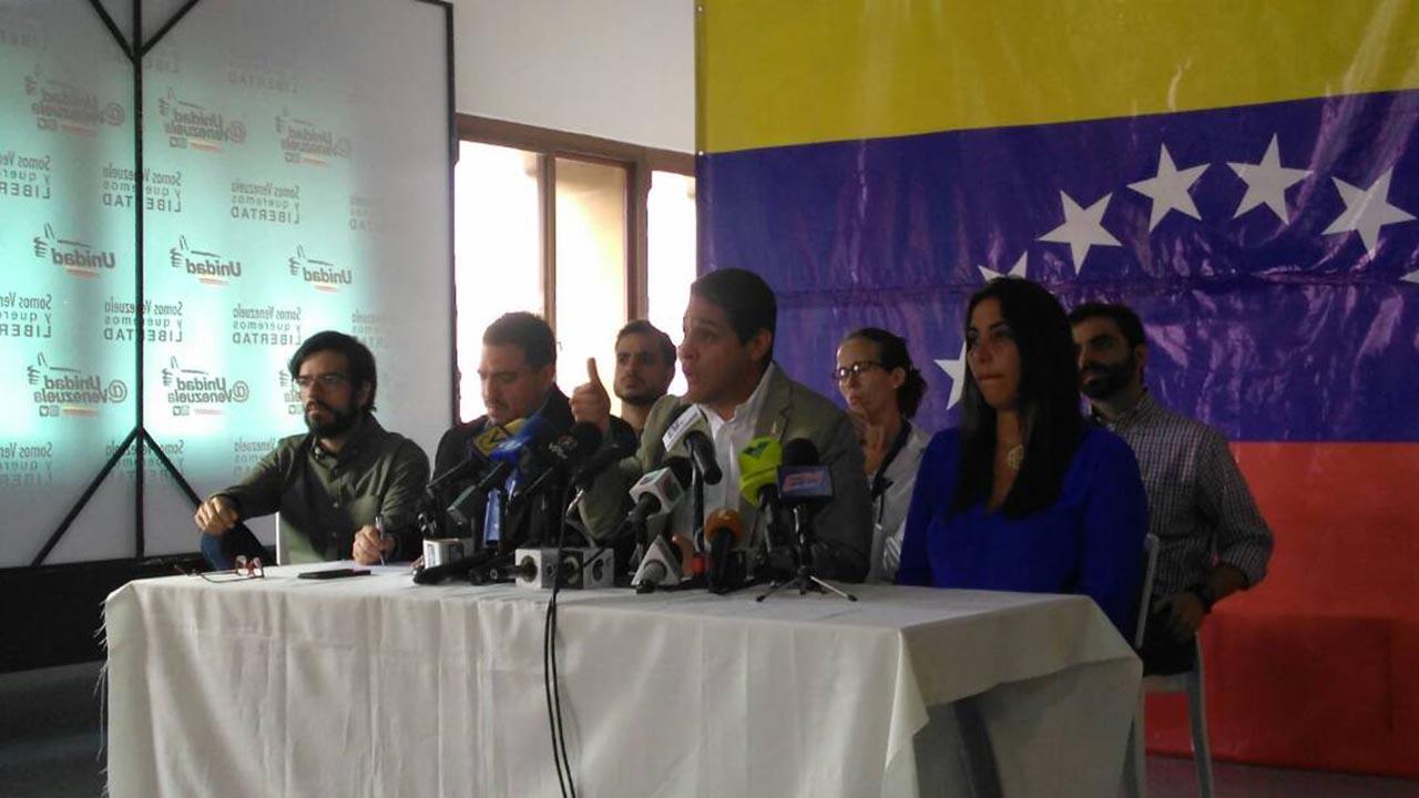 El diputado José Manuel Olivares invitó a todos los venezolanos a unirse a la jornada en cada rincón del país