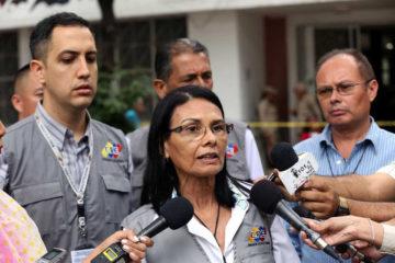 La rectora del CNE aseguró que esas opiniones son parte de una estrategia para desacreditar al Poder Electoral