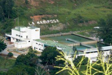 La reanudación de operaciones en la Planta Potabilizadora La Mariposa beneficia a varios sectores de la Gran Caracas