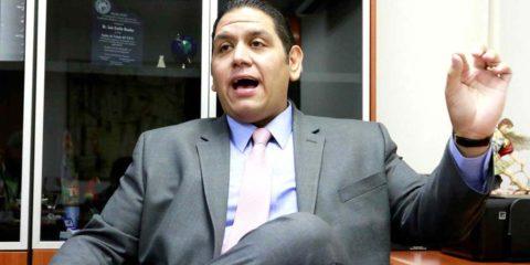 El rector del CNE lamenta la posición de la MUD en no participar y convocar a la abstención para el 20M