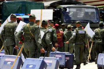 Ovidio Ramírez, comandante encargado de la ZODI en la entidad, aseguró que los efectivos estarán dispuestos en los 536 centros electorales