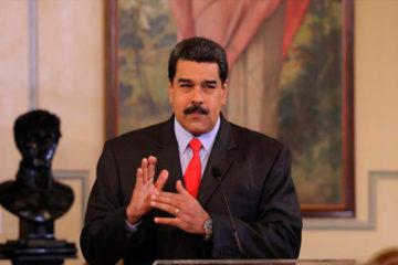 Maduro se reunión con directivos de medios de comunicación