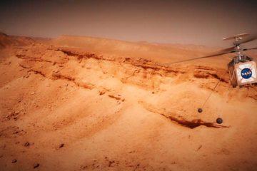 El proyecto tiene el objetivo de estudiar las condiciones del planeta para futuros exploradores humanos