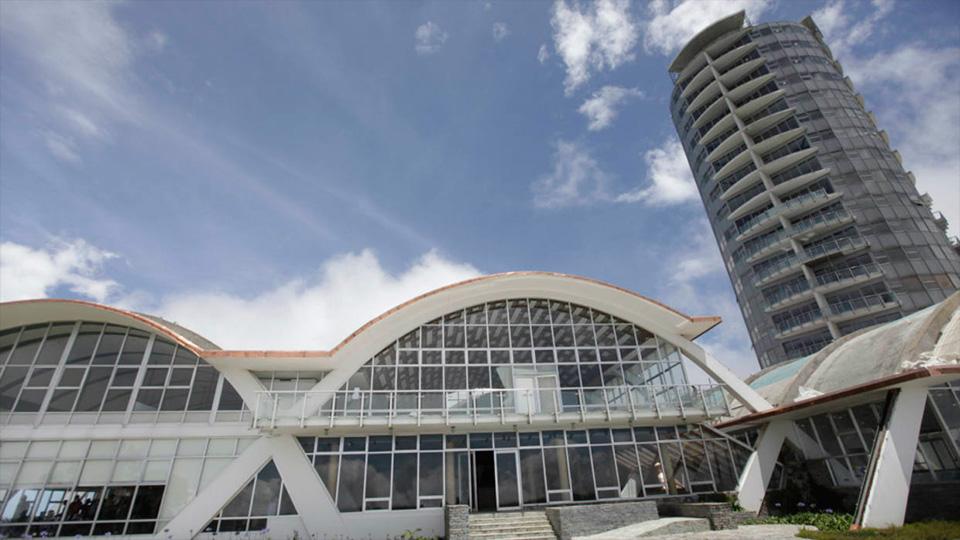 El gobierno firmó convenio con la cadena JW Marriott para la operación del Hotel