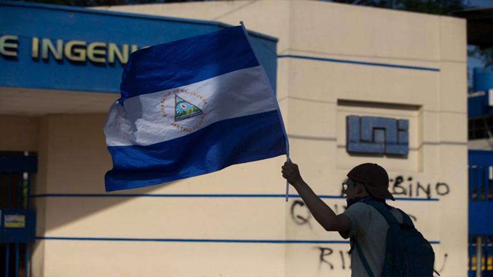 Según el escritor Sergio Ramírez, el mandatario nicaragüense tuvo tres reuniones con un enviado del Senado