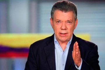 Juan Manuel Santos garantizó la transparencia de las elecciones del próximo 27 de mayo
