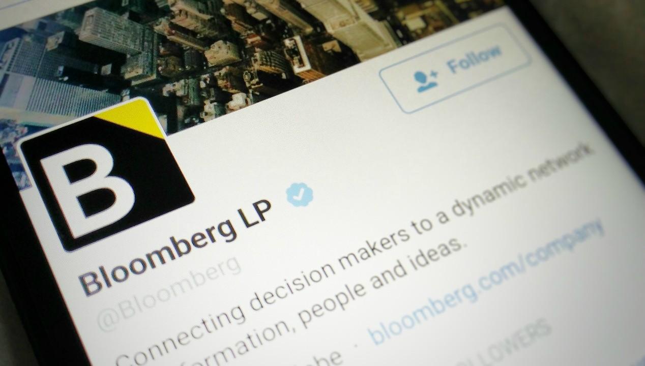 Según el analista Scott Kessler, de la CFRA, el convenio con Bloomberg podría dar fe a los inversionistas de la red de microblogging