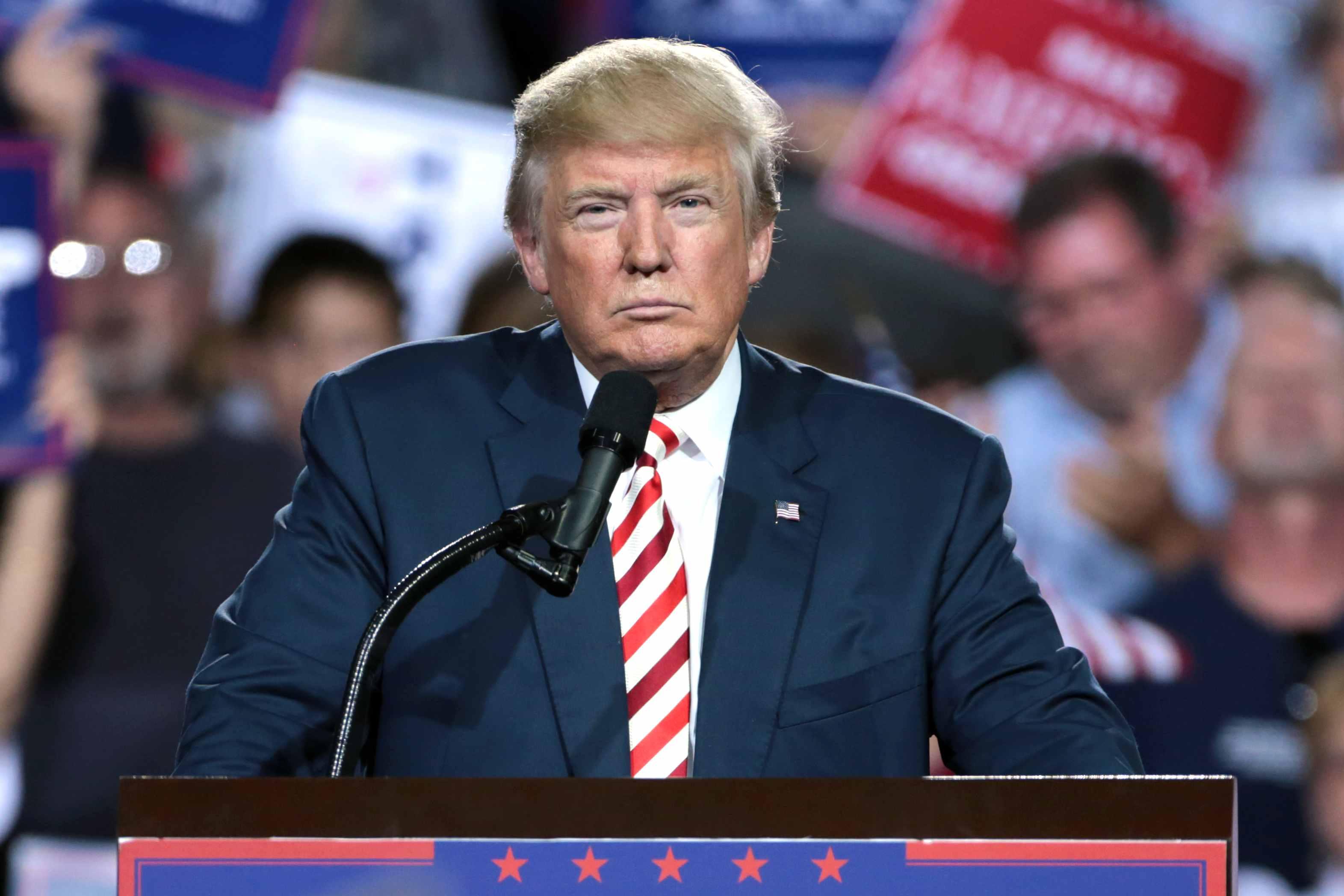 El mandatario de EE.UU. no quiso revelar los temas a discutir y añadió que del encuentro no va a salir nada malo