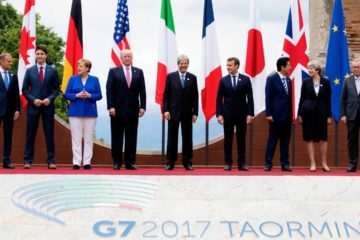 Líderes de G7 rechazan resultados presidenciales en Venezuela