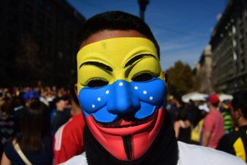 Entre ellos los exalcaldes Antonio Ledezma y David Smolansky, se manifestaron en distintas ciudades del mundo