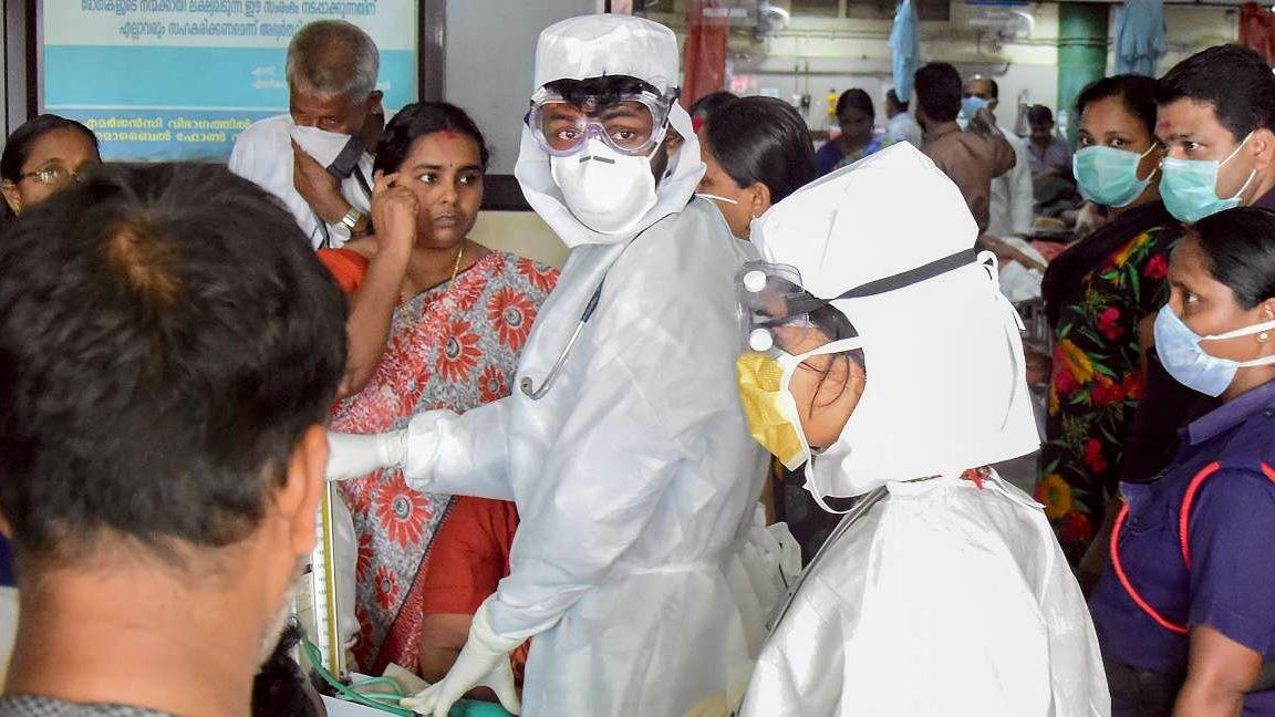 Virus de Nipah deja al menos 10 muertos en India