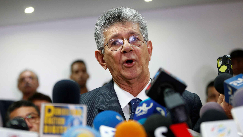 DOBLE LLAVE - El dirigente opositor destacó que el 80% de los venezolanos rechaza estas elecciones porque el gobierno no da garantías de que sean limpias