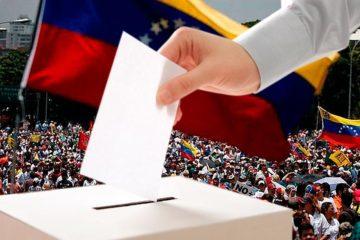 Esto serviría para cumplir con las garantías electorales reglamentarias