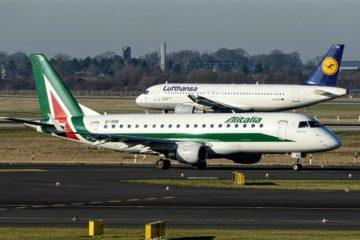 Lufthansa y Alitalia podrían retomar sus operaciones a Venezuela
