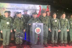 """El ministro de Interior, Justicia y paz detalló que ocurrieron """"hechos aislados que no tienen que ver con el proceso electoral"""""""
