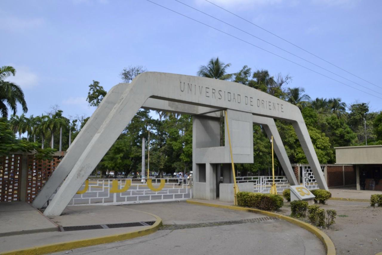 Asaltan el auditorio de la Universidad de Oriente
