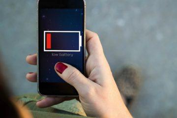 Resguarda tu batería móvil con algunos de estos tips