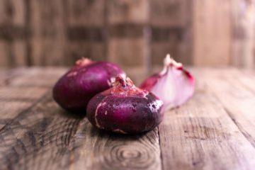 La cebolla morada ayuda a prevenir la trombosis