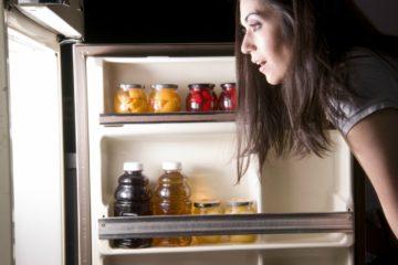Tips de comidas que no debes consumir de noche