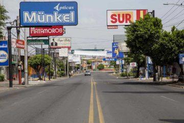 El paro fue convocado para exigirle al presidente Daniel Ortega que cese la represión y vuelva a la mesa del diálogo
