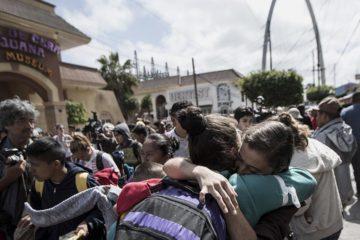 Según un informe, la cifra de solicitudes de asilo remitió del récord registrado en 2016 de 1,6 millones a 1,2 millones