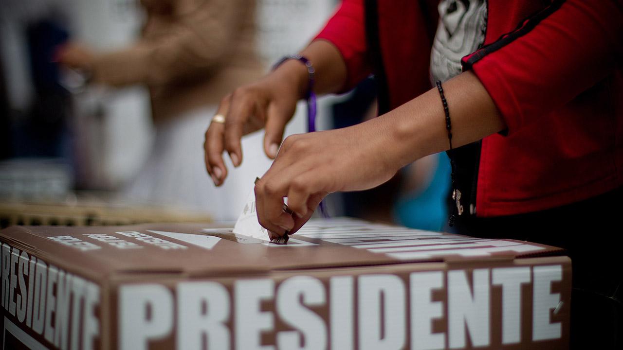 Los candidatos concluyeron el proceso que duro poco más de dos meses en distintos lugares del país