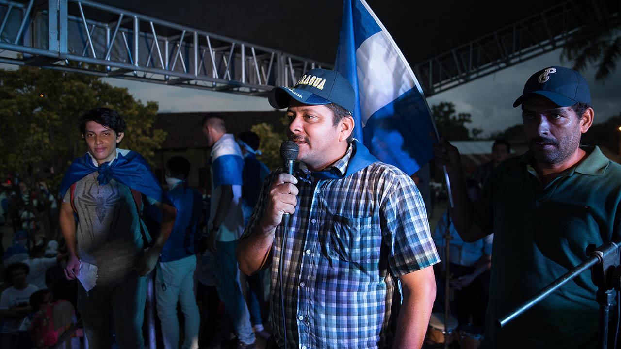 El Gobierno de Daniel Ortega lanzó una fuerte ofensiva contra manifestantes civiles atrincherados en barricadas en tres ciudades del país