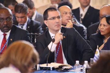 El canciller de la República aseguró querer establecer una jornada de diálogo con el vecino país