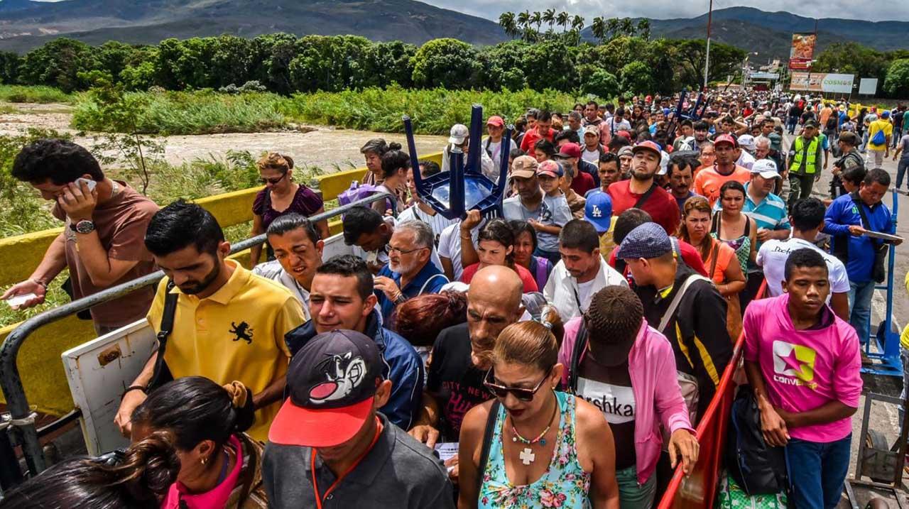 Los fondos se repartirán por la Organización Internacional para las Migraciones y otras instituciones