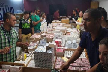 El Ministerio para la Salud informó que entre los años 2017 y 2018 se han realizado la entrega de medicamentos