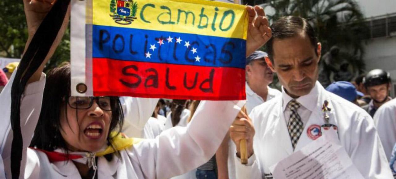 La medida será realizada en todos los hospitales de Caracas contra el anuncio del aumento salarial decretado por Maduro