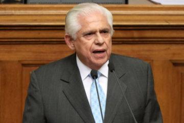 La información la dio a conocer el presidente de la Asamblea Nacional, Omar Barboza, durante una rueda de prensa en Caracas