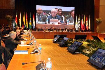 Cuatro países miembros de la organización propusieron establecer un sistema para el intercambio de información epidemiológica