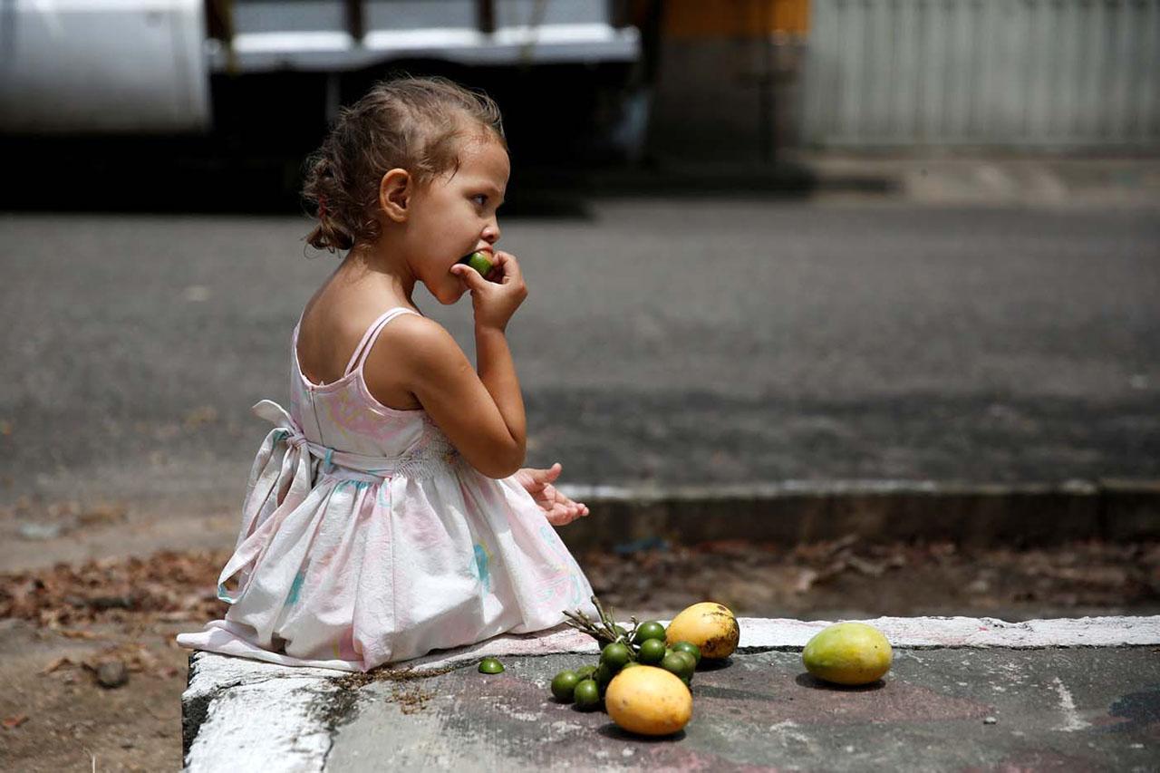 Provea señaló a través de un informe anual que cada diez venezolanos no pudieron pagar su alimentación en el 2017