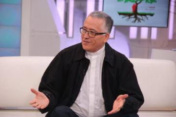 La reunión contó con la presencia del expresidente de la Conferencia Episcopal Venezolana, monseñor Diego Padrón