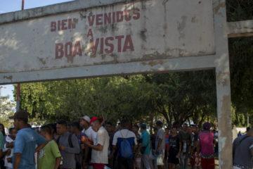 El presidente iniciará su recorrido desde Brasilia a Boa Vista, capital del fronterizo estado de Roraima