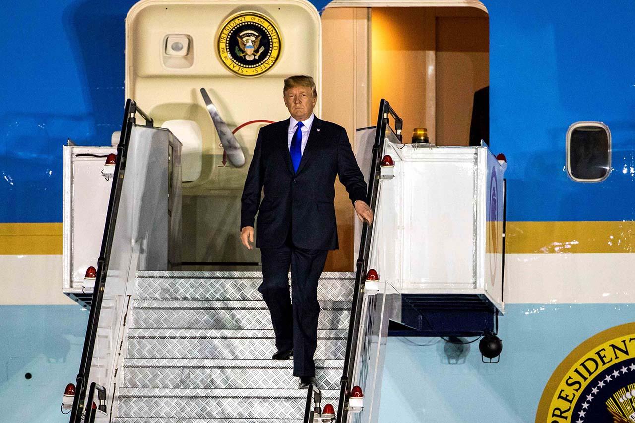 Los presidentes debatirán este martes sobre la desnuclearización de Corea del Norte en el Hotel Capella