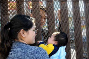 """El dirigente de Columbia, Steve Benjamin, pidió que se reunifiquen """"lo antes posible"""" las familias separadas"""