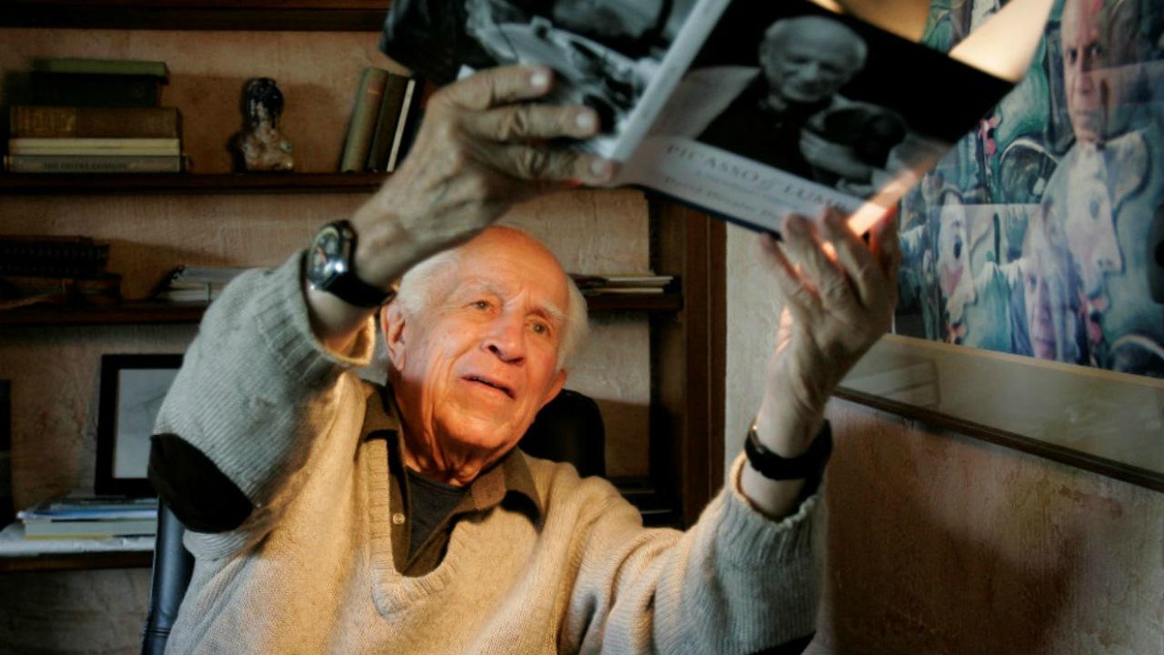 Fallece a los 102 años fotógrafo íntimo de Picasso