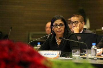 ANC elegirá nueva sucesora de Delcy Rodríguez