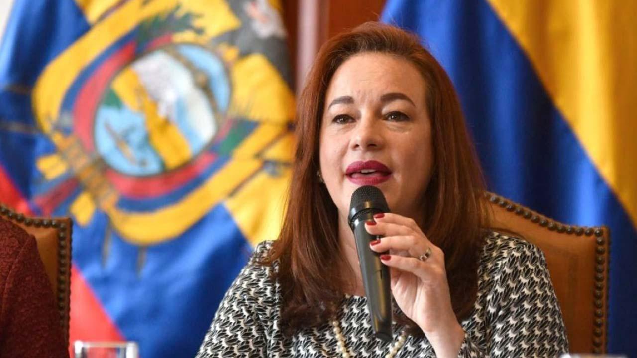 La representante se convertirá en septiembre próximo en la primera mujer latinoamericana en presidir el organismo