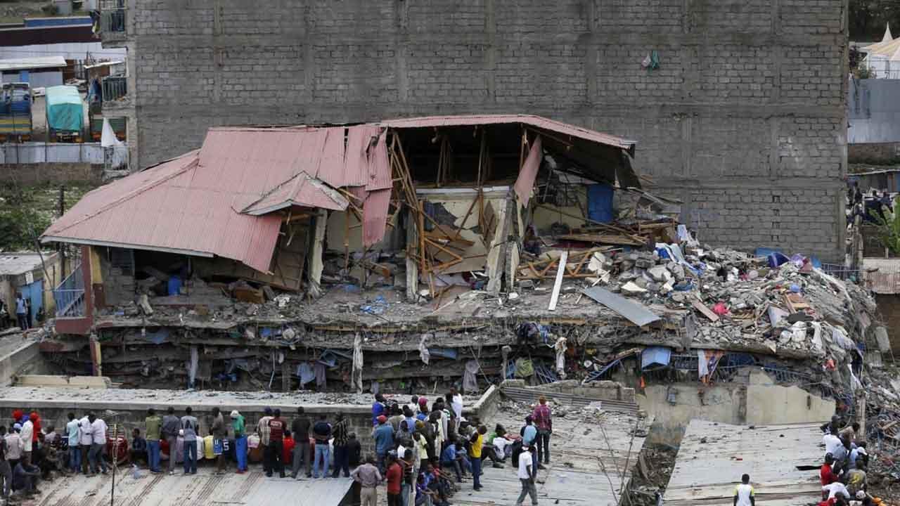 Las víctimas vivían en la edificación de manera ilegal pues la misma no estaba en condiciones para ser habitada