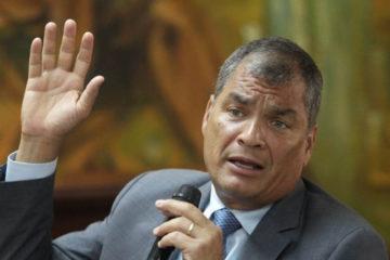 """La ecuatoriana Doris Soliz catalogó la acción judicial de """"infame"""" contra el expresidente luego de haber sido acusado de secuestro"""