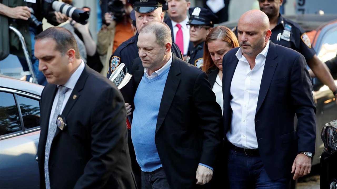 El exproductor de Hollywood es acusado de violación y crimen sexual tras destaparse un escándalo en octubre pasado